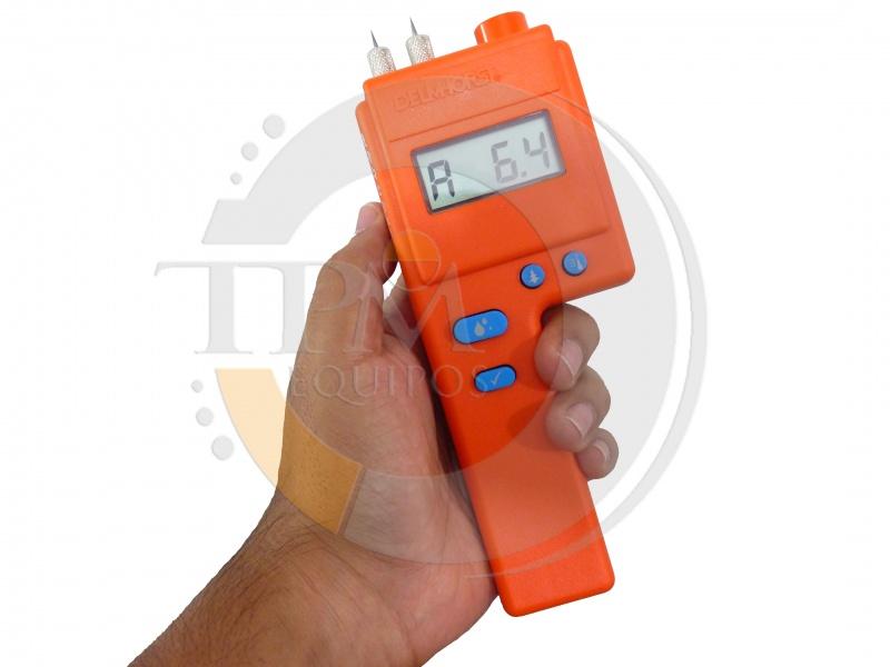 Medidor de humedad en madera delhorst dh j2000 tpm - Medidor de humedad ...