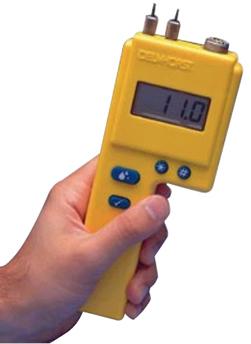 Medidor de Humedad en Cuero DH-JL2000